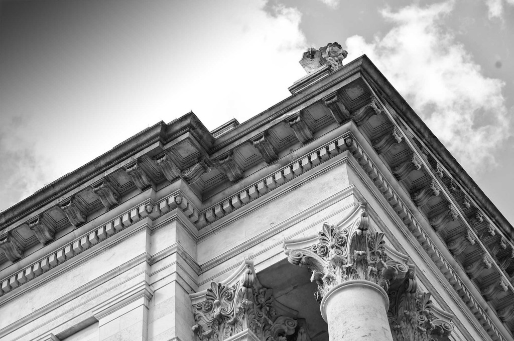 Tate Britain architectonical detail