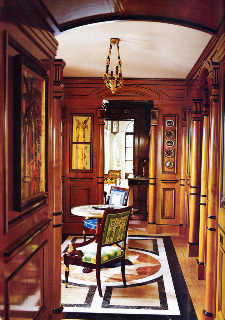 From the Vogue Archive: Gianni Versace's Opulent Casa Casuarina