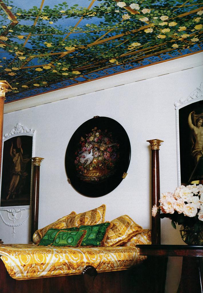 Gianni Versace's Opulent Casa Casuarina