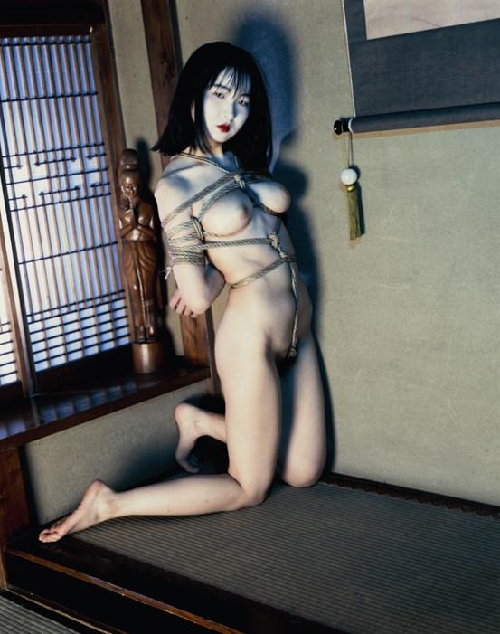 From Bondage Photography Nobuyoshi Araki