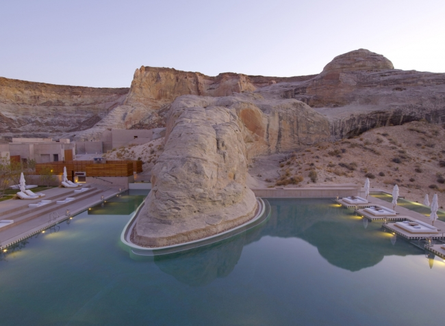 1. Amangiri, Canyon Point, USA from £1200
