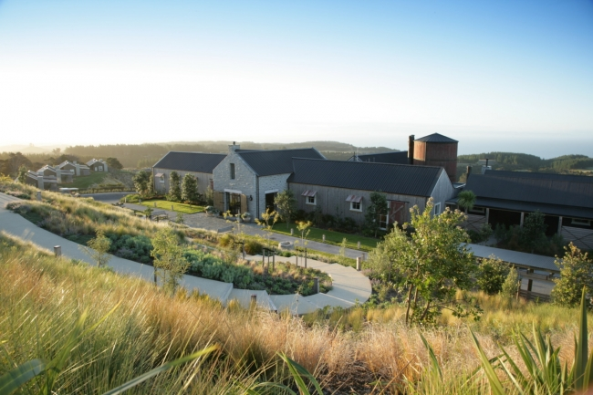 13. The Farm at Cape Kidnappers, North Island, New Zealand ...