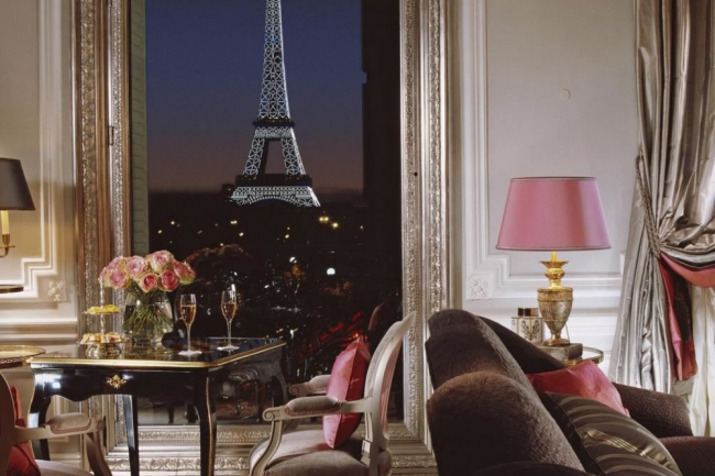 18. Hôtel Plaza Athénée, Paris, France from £700