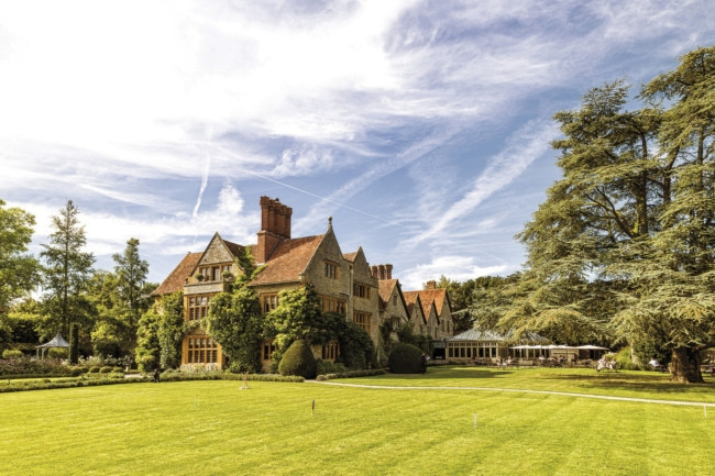 19. Belmond Le Manoir, Oxfordshire, England from £700