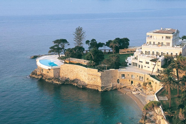 4. Cap Estel, Cote d'Azur, France from £1000