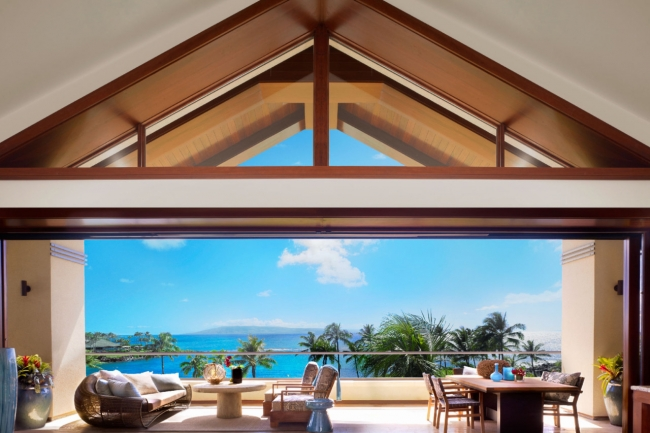 5. Montage Kapalua Bay, Maui, United States from £930
