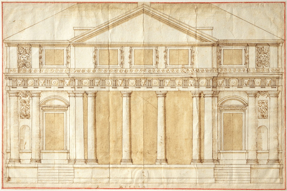 Palladio drawing