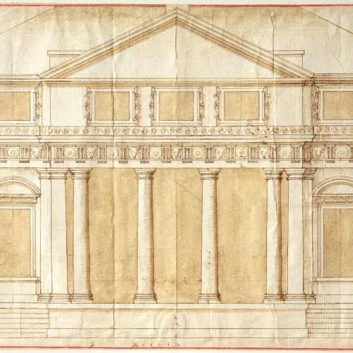 Palladio drawing