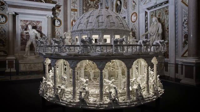 All Things Fall – A Horrifying and Artistic Use of 3D Printing by Mat Collishaw